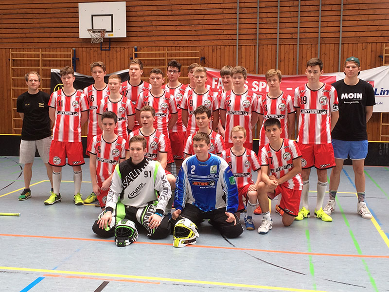 Floorball Westauswahl U17